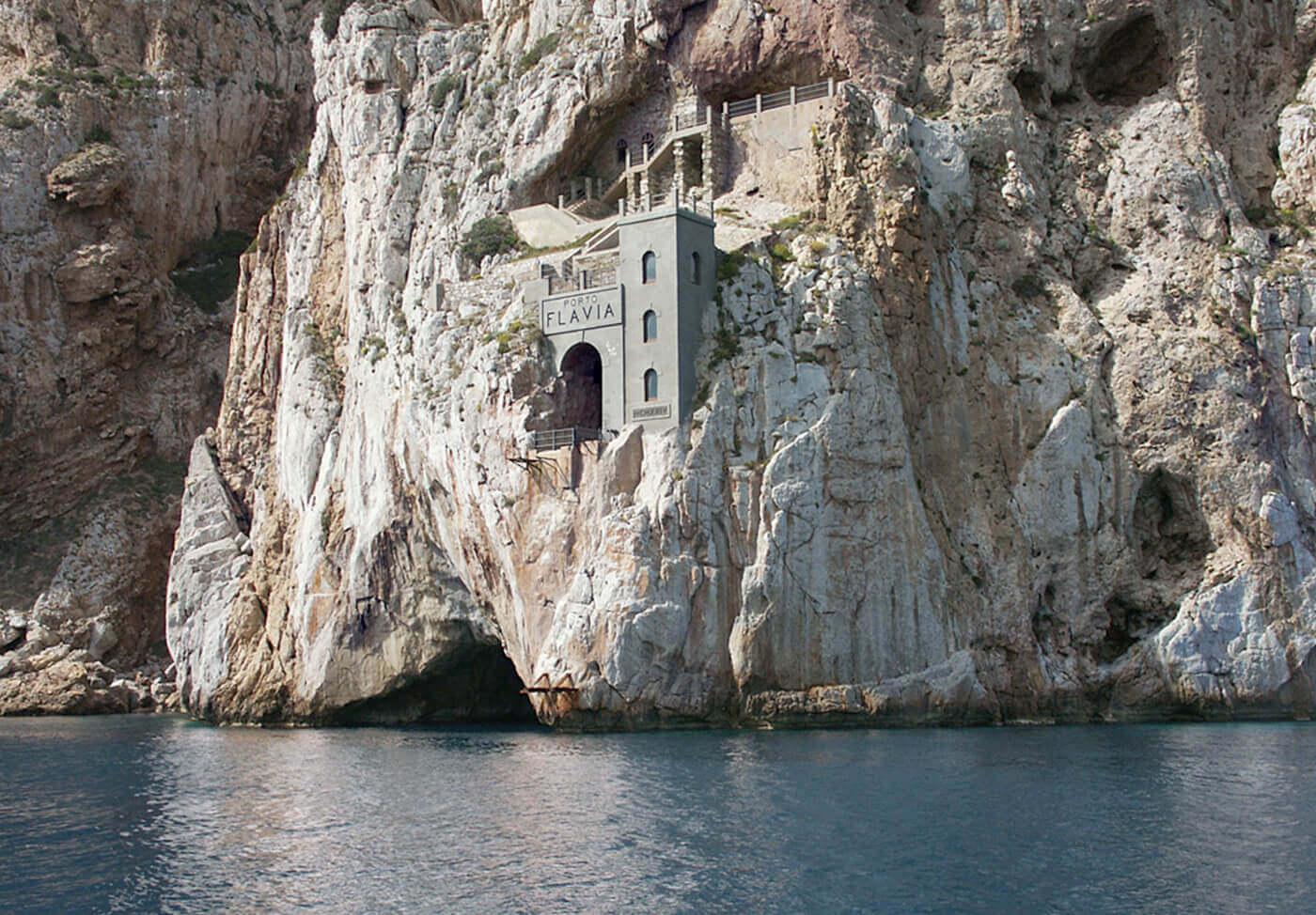 Porto-Flavia-Sardegna-Italia