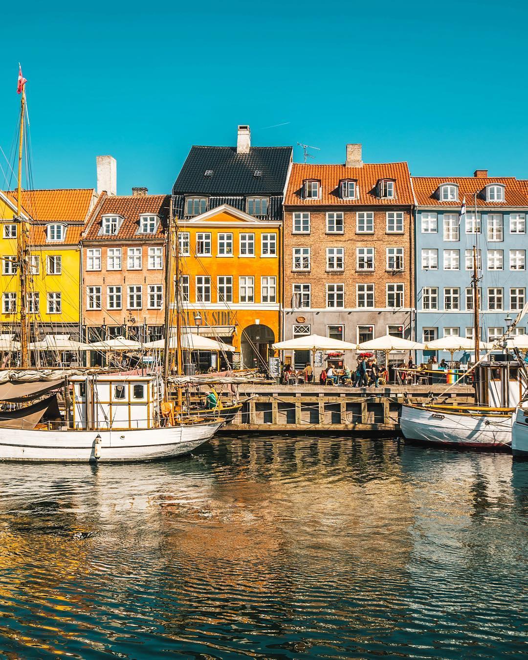 Copenaghen: cosa vedere nella capitale della Danimarca