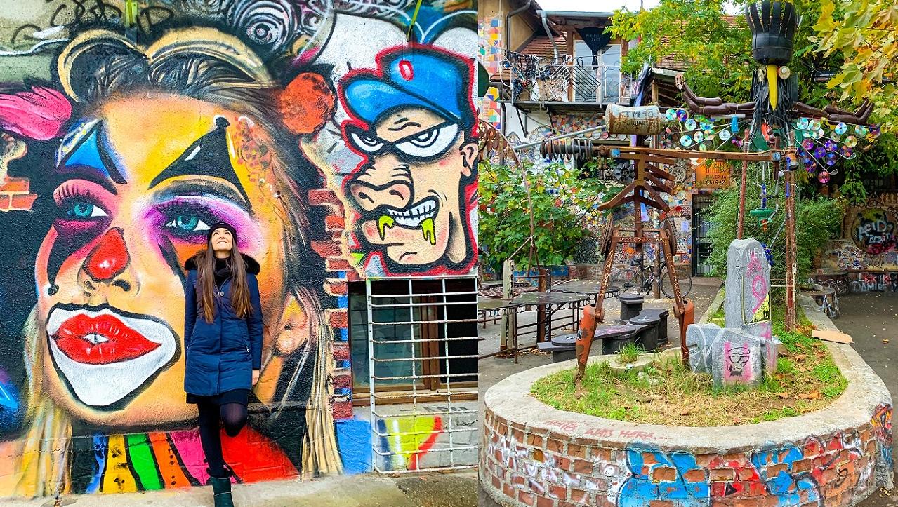 Metelkova mesto: l'anima alternativa di Lubiana